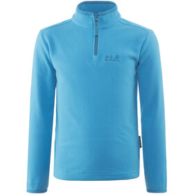 Jack Wolfskin Gecko Pullover Kids icy lake blue